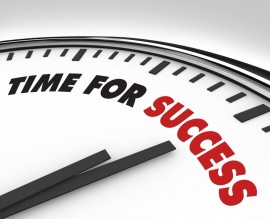 Time for Success – Clock Achievement and Goals